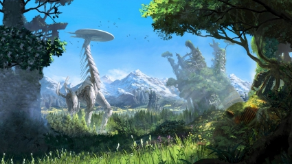 Horizon Zero Dawn E3 2015