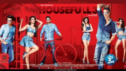 Housefull 3 2016 Bollywood 4K