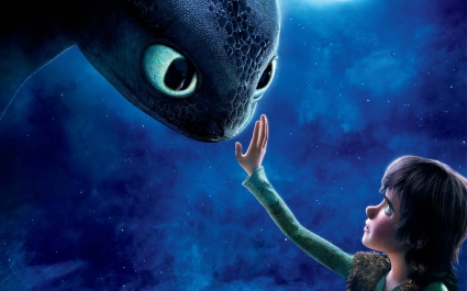 How to Train Your Dragon (2010) Movie