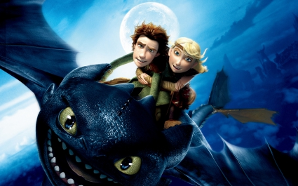 How To Train Your Dragon HD