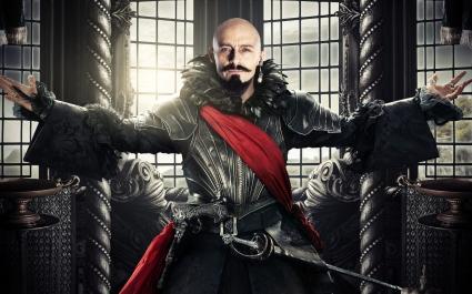 Hugh Jackman Blackbeard Pan