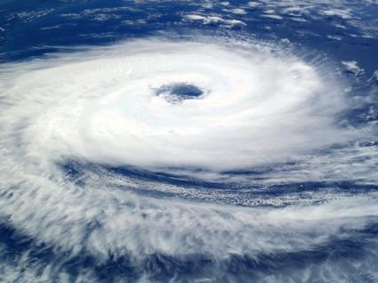 Hurricane Wallpaper Space Nature