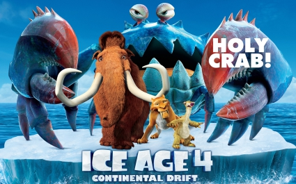 Ice Age 4 Continental Drift 2012