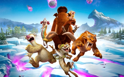 Ice Age Collision Course 2016 Movie