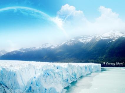 Ice Dreamy World