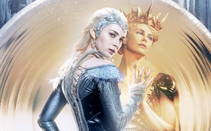 Ice Queen & Evil Queen