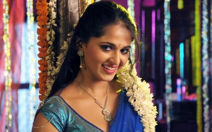 Indian Actress Anushka