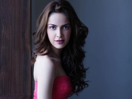 Indian Actress Shazahn Padamsee