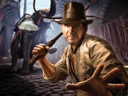 Indiana Jones and the Staff of Kings Wallpaper Indiana Jones Games