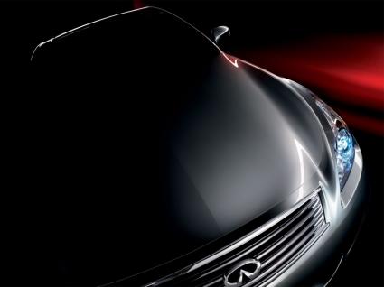 Infiniti G37 Coupe Headlight Wallpaper Infiniti Cars