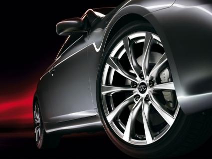 Infiniti G37 Coupe Rims Wallpaper Infiniti Cars