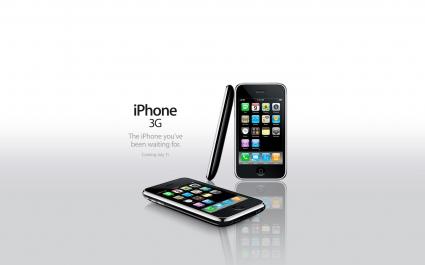 iPhone 3G Widescreen