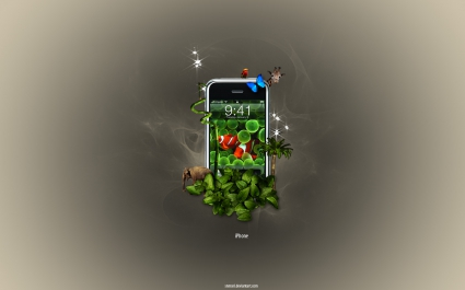 iPhone Jungle