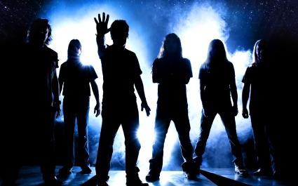 Iron Maiden Heavy Metal Band