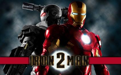 Iron Man 2 Widescreen