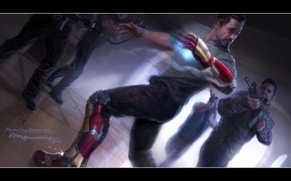 Iron Man 3 Concept