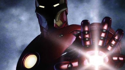 Iron Man Comic Hero