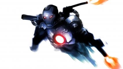 Iron Man HD Fan Art