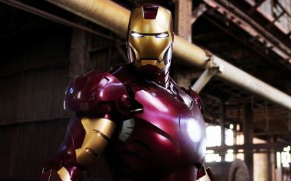 Iron Man Movie Still