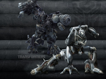 Ironhide Jazz Autobot Wallpaper Transformers Movies