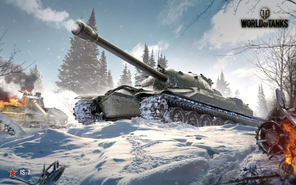 IS 7 World of Tanks