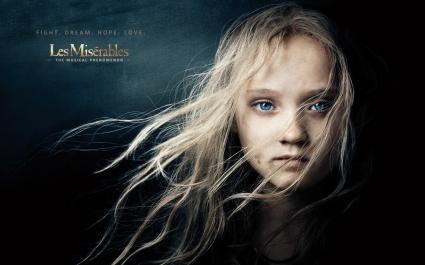 Isabelle Allen in Les Miserables