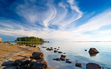Island of Rakin Kotka