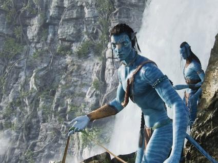Jake Sully in Avatar Movie