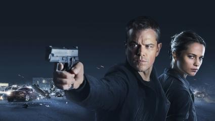 Jason Bourne 2016 8K