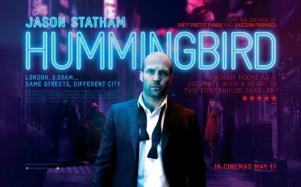 Jason Statham Hummingbird Movie