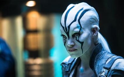 Jaylah Sofia Boutella Star Trek Beyond 4K