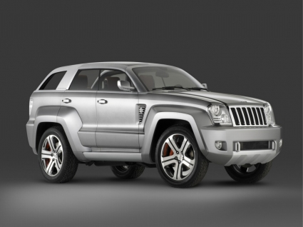 Jeep Trailhawk Concept Wallpaper Concept Cars