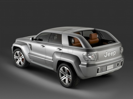 Jeep Trailhawk Wallpaper Concept Cars