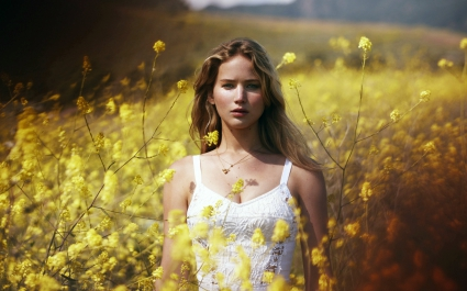 Jennifer Lawrence Marie Claire UK