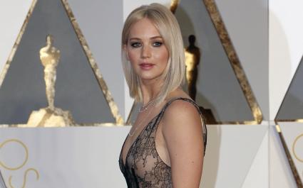 Jennifer Lawrence Oscar 2016