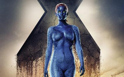 Jennifer Lawrence X Men Days of Future Past