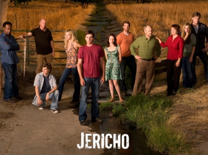 Jericho Wallpaper Jericho Movies