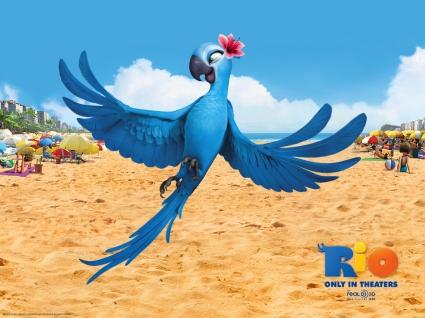 Jewel in Rio Movie