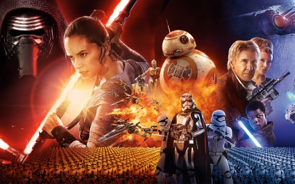 JJ Abrams Star Wars The Force Awakens