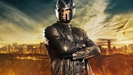 John Diggle Arrow Season 4