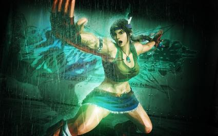 Julia Chang in Tekken