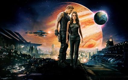 Jupiter Ascending 2015 Movie