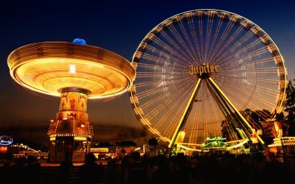 Jupiter Ferris Wheel Fair