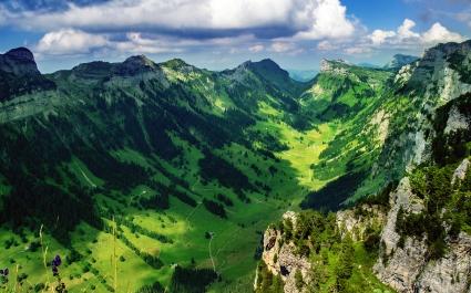 Justis Valley Switzerland