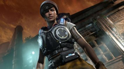 Kait Diaz Gears Of War 4