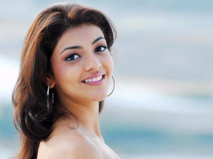 Kajal in  Telugu Movie