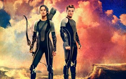 Katniss Peeta The Hunger Games Catching Fire
