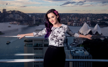 Katy Perry Sidney Tour