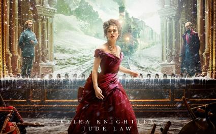 Keira Knightley as Anna Karenina Keira Knightley