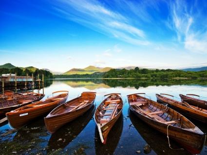 Keswick in the Lake District